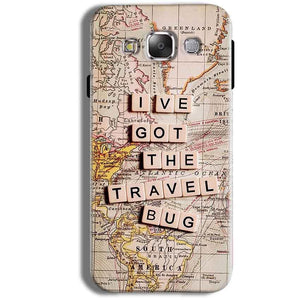 Samsung Galaxy J1 Ace Mobile Covers Cases Live Travel Bug - Lowest Price - Paybydaddy.com