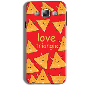 Samsung Galaxy J1 Ace Mobile Covers Cases Love Triangle - Lowest Price - Paybydaddy.com