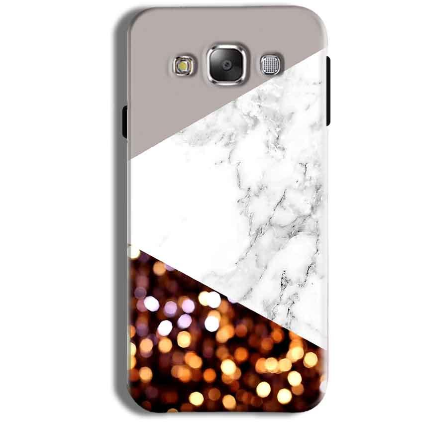 Samsung Galaxy J1 Ace Mobile Covers Cases MARBEL GLITTER - Lowest Price - Paybydaddy.com