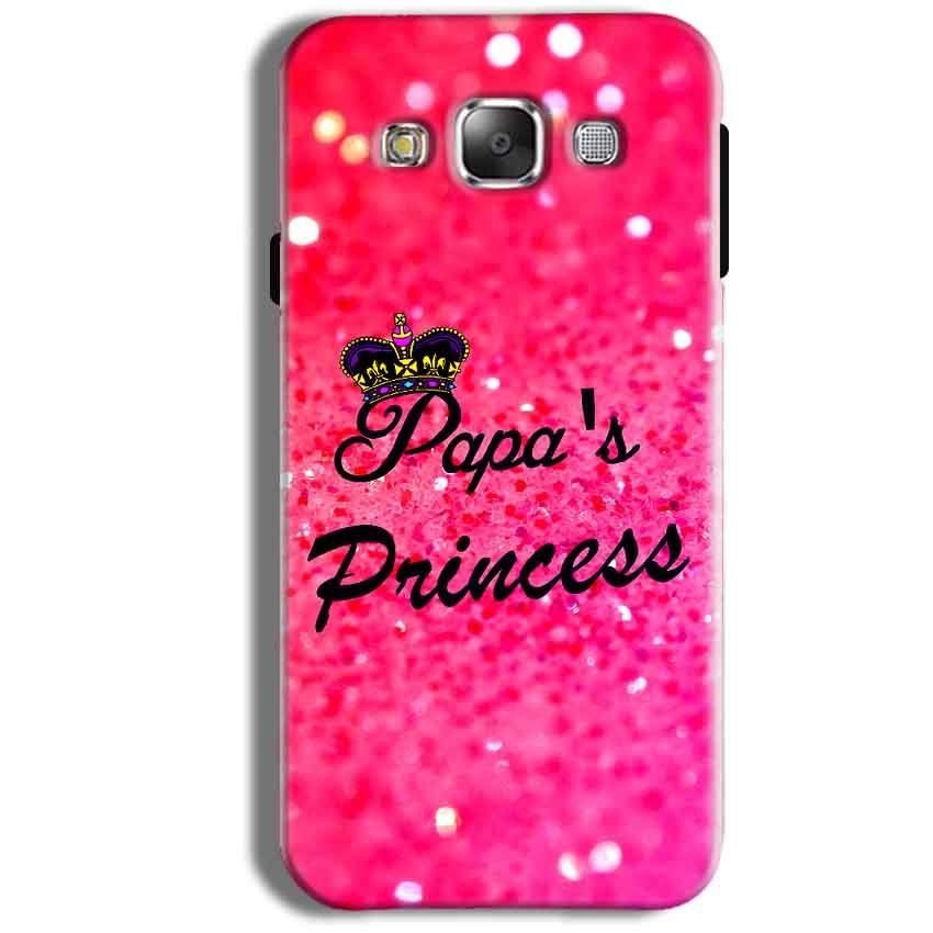 Samsung Galaxy J1 Ace Mobile Covers Cases PAPA PRINCESS - Lowest Price - Paybydaddy.com