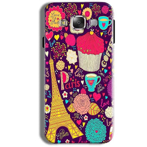 Samsung Galaxy J1 Ace Mobile Covers Cases Paris Sweet love - Lowest Price - Paybydaddy.com