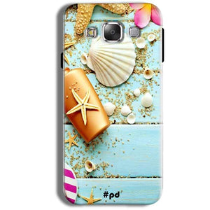 Samsung Galaxy J1 Ace Mobile Covers Cases Pearl Star Fish - Lowest Price - Paybydaddy.com