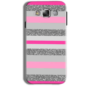 Samsung Galaxy J1 Ace Mobile Covers Cases Pink colour pattern - Lowest Price - Paybydaddy.com