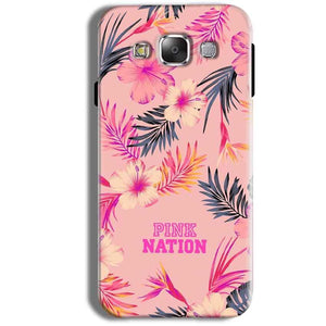 Samsung Galaxy J1 Ace Mobile Covers Cases Pink nation - Lowest Price - Paybydaddy.com