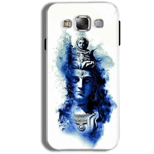 Samsung Galaxy J1 Ace Mobile Covers Cases Shiva Blue White - Lowest Price - Paybydaddy.com