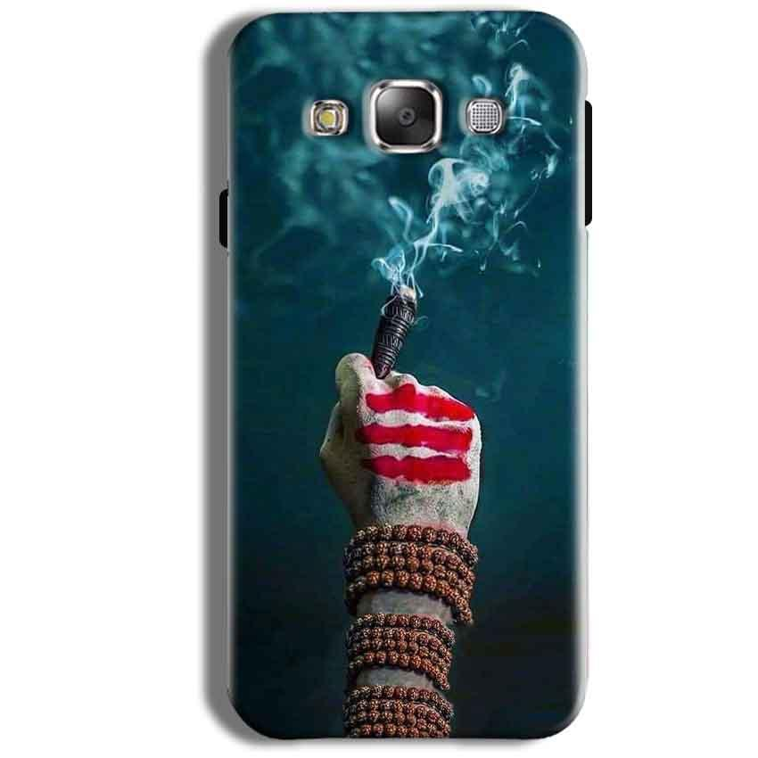 Samsung Galaxy J1 Ace Mobile Covers Cases Shiva Hand With Clilam - Lowest Price - Paybydaddy.com