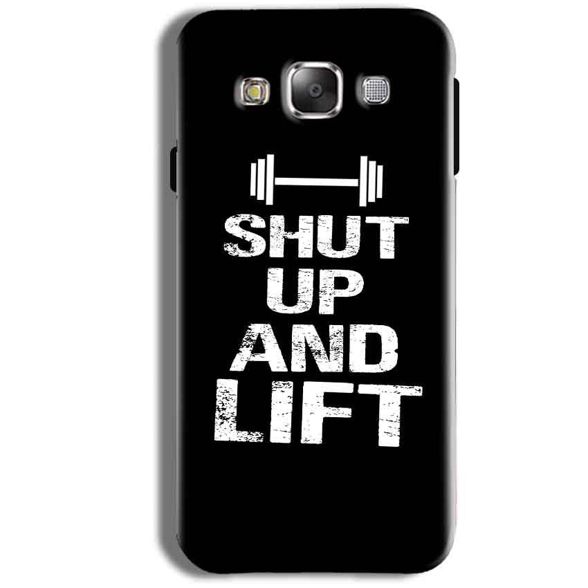 Samsung Galaxy J1 Ace Mobile Covers Cases Shut Up And Lift - Lowest Price - Paybydaddy.com