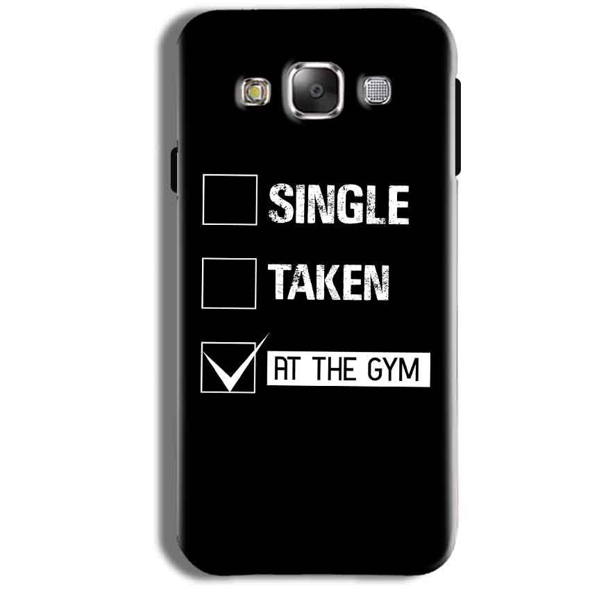 Samsung Galaxy J1 Ace Mobile Covers Cases Single Taken At The Gym - Lowest Price - Paybydaddy.com
