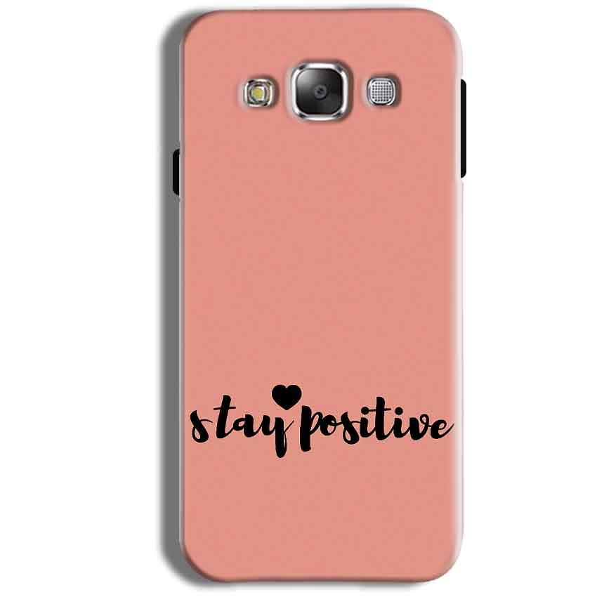Samsung Galaxy J1 Ace Mobile Covers Cases Stay Positive - Lowest Price - Paybydaddy.com