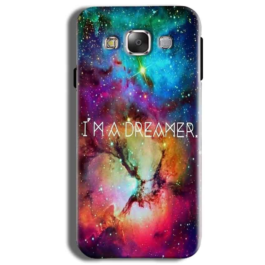 Samsung Galaxy J2 Ace Mobile Covers Cases I am Dreamer - Lowest Price - Paybydaddy.com