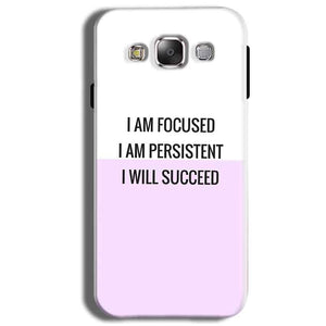 Samsung Galaxy J2 Ace Mobile Covers Cases I am Focused - Lowest Price - Paybydaddy.com