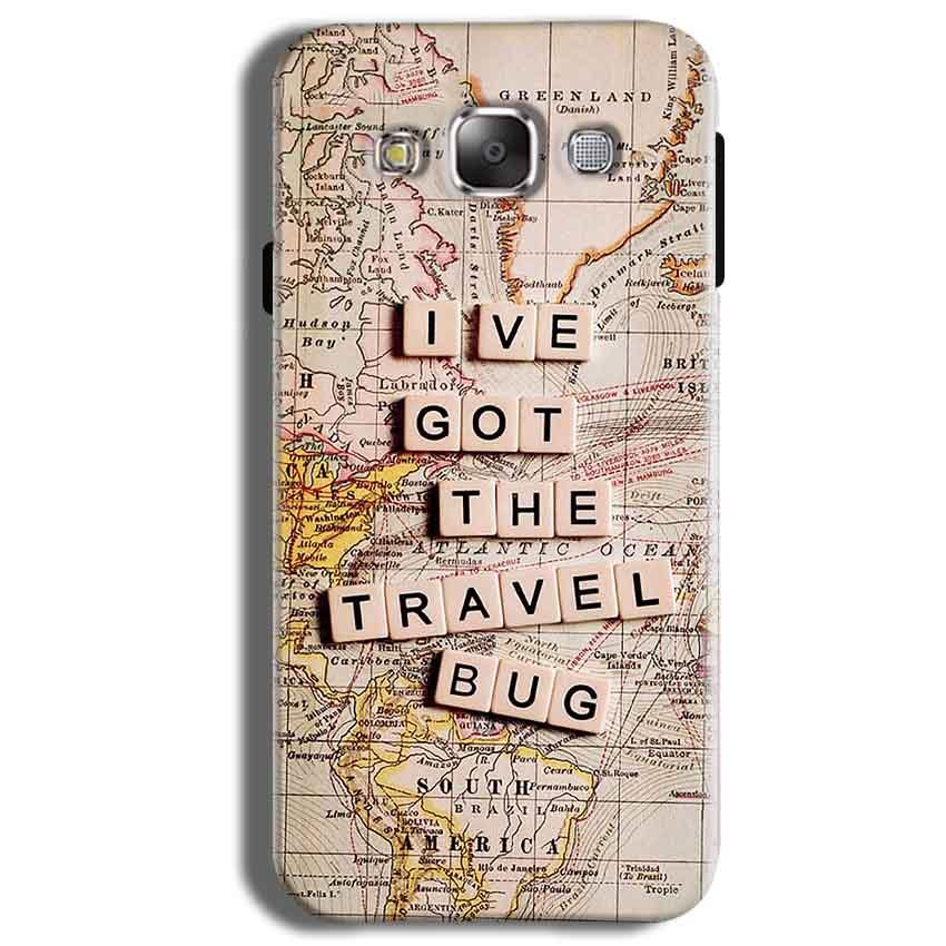 Samsung Galaxy J2 Ace Mobile Covers Cases Live Travel Bug - Lowest Price - Paybydaddy.com