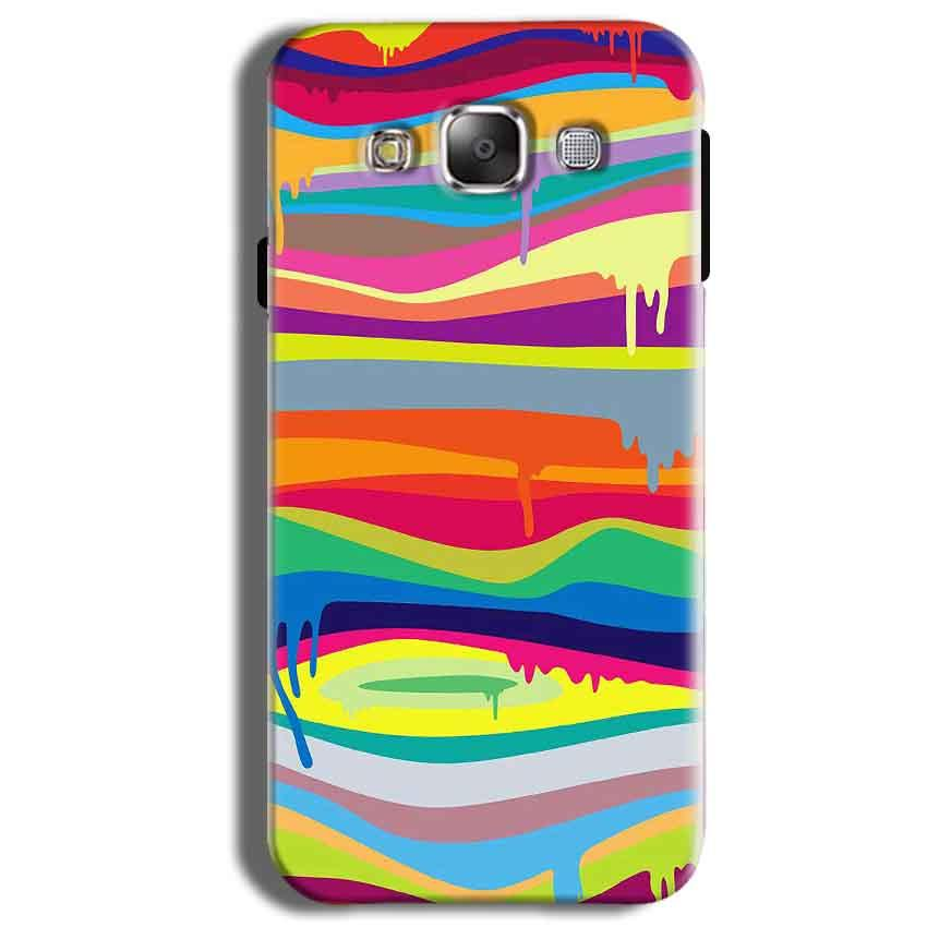 Samsung Galaxy J2 Ace Mobile Covers Cases Melted colours - Lowest Price - Paybydaddy.com