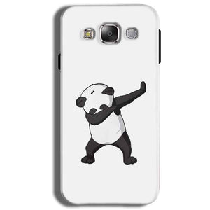 Samsung Galaxy J2 Ace Mobile Covers Cases Panda Dab - Lowest Price - Paybydaddy.com