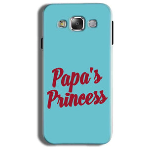 Samsung Galaxy J2 Ace Mobile Covers Cases Papas Princess - Lowest Price - Paybydaddy.com