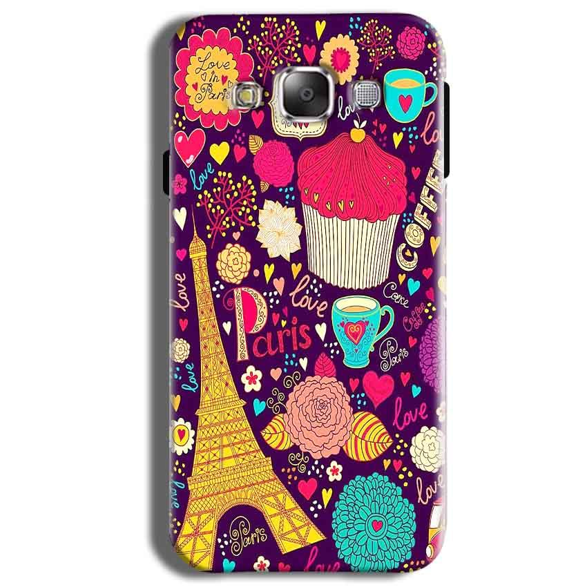Samsung Galaxy J2 Ace Mobile Covers Cases Paris Sweet love - Lowest Price - Paybydaddy.com