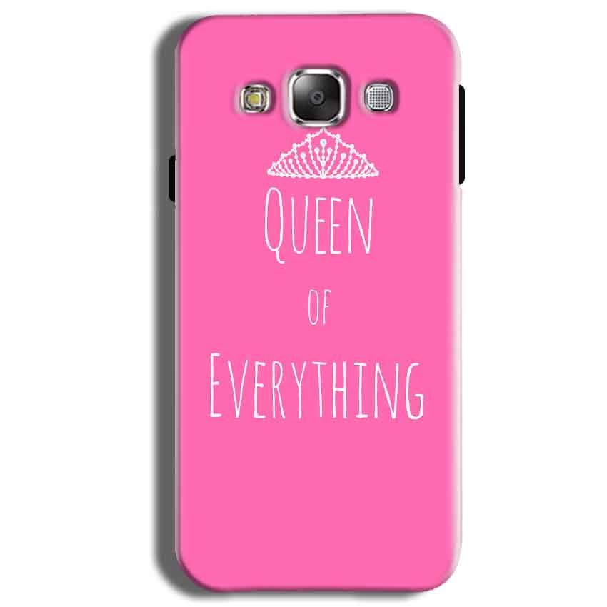 Samsung Galaxy J2 Ace Mobile Covers Cases Queen Of Everything Pink White - Lowest Price - Paybydaddy.com