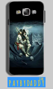 Samsung Galaxy J2 Ace Mobile Covers Cases Shiva Smoking - Lowest Price - Paybydaddy.com