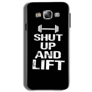 Samsung Galaxy J2 Ace Mobile Covers Cases Shut Up And Lift - Lowest Price - Paybydaddy.com