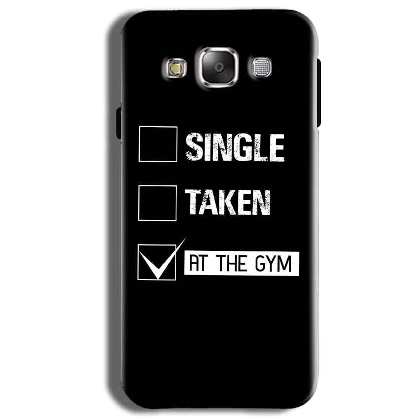 Samsung Galaxy J2 Ace Mobile Covers Cases Single Taken At The Gym - Lowest Price - Paybydaddy.com