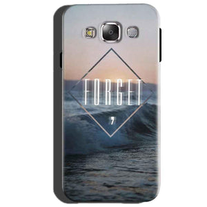 Samsung Galaxy J2 Prime Mobile Covers Cases Forget Quote Something Different - Lowest Price - Paybydaddy.com