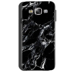 Samsung Galaxy J2 Prime Mobile Covers Cases Pure Black Marble Texture - Lowest Price - Paybydaddy.com