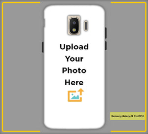 Customized Samsung Galaxy J2 Pro 2018 Mobile Phone Covers & Back Covers with your Text & Photo