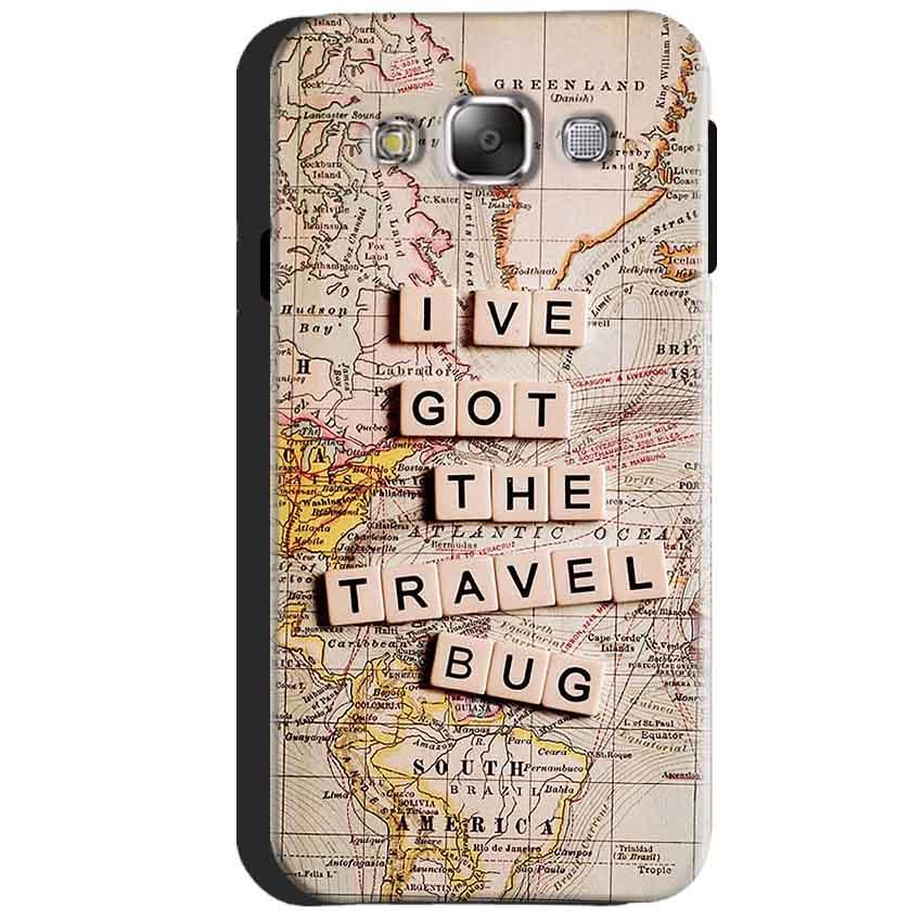 Samsung Galaxy J3 2016 Mobile Covers Cases Live Travel Bug - Lowest Price - Paybydaddy.com