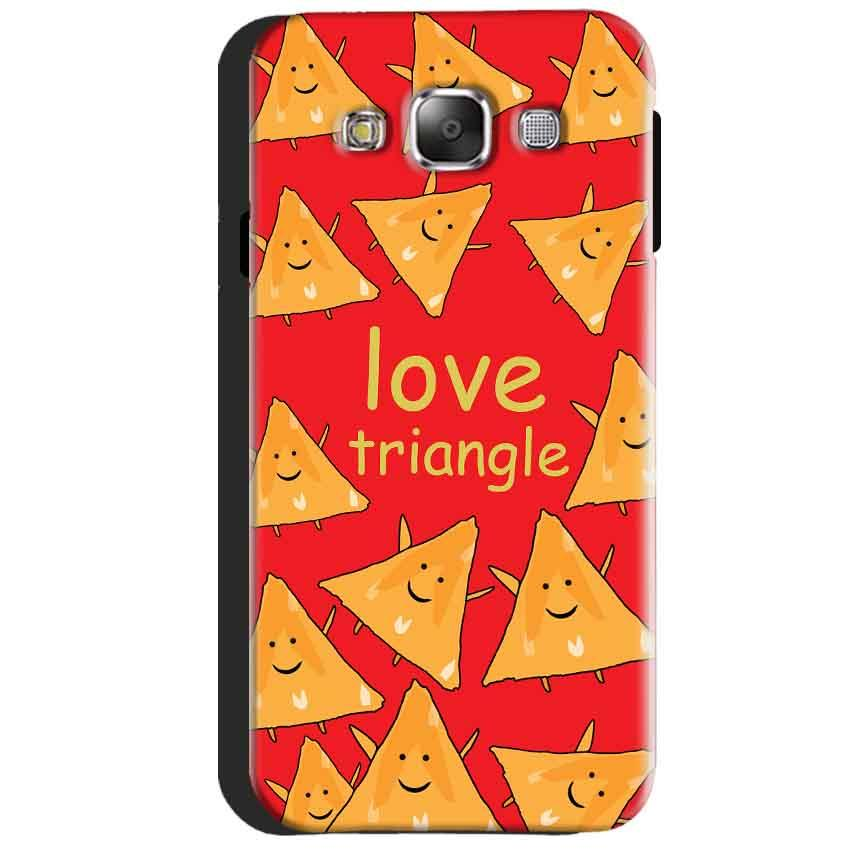 Samsung Galaxy J3 2016 Mobile Covers Cases Love Triangle - Lowest Price - Paybydaddy.com