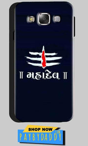 Samsung Galaxy J3 2016 Mobile Covers Cases Mahadev - Lowest Price - Paybydaddy.com