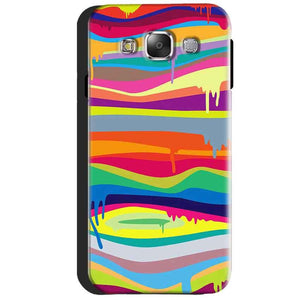 Samsung Galaxy J3 2016 Mobile Covers Cases Melted colours - Lowest Price - Paybydaddy.com