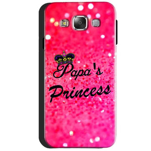 Samsung Galaxy J3 2016 Mobile Covers Cases PAPA PRINCESS - Lowest Price - Paybydaddy.com