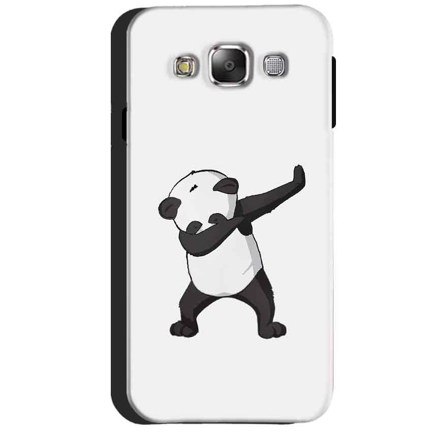 Samsung Galaxy J3 2016 Mobile Covers Cases Panda Dab - Lowest Price - Paybydaddy.com