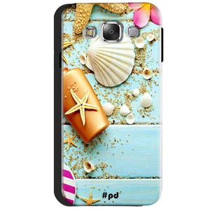 Samsung Galaxy J3 2016 Mobile Covers Cases Pearl Star Fish - Lowest Price - Paybydaddy.com