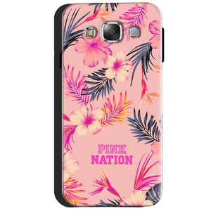 Samsung Galaxy J3 2016 Mobile Covers Cases Pink nation - Lowest Price - Paybydaddy.com