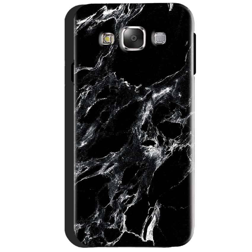 Samsung Galaxy J3 2016 Mobile Covers Cases Pure Black Marble Texture - Lowest Price - Paybydaddy.com