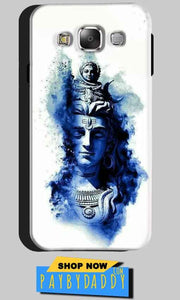 Samsung Galaxy J3 2016 Mobile Covers Cases Shiva Blue White - Lowest Price - Paybydaddy.com