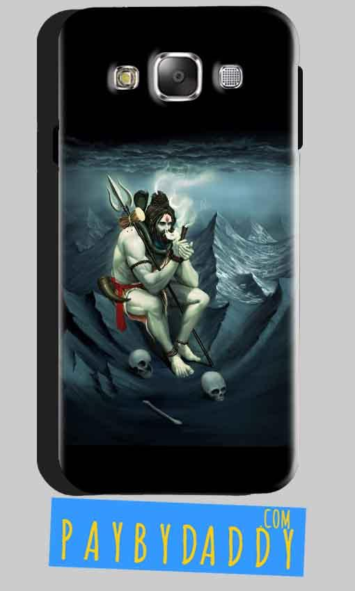 Samsung Galaxy J3 2016 Mobile Covers Cases Shiva Smoking - Lowest Price - Paybydaddy.com