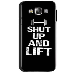 Samsung Galaxy J3 2016 Mobile Covers Cases Shut Up And Lift - Lowest Price - Paybydaddy.com