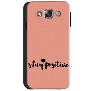 Samsung Galaxy J3 2016 Mobile Covers Cases Stay Positive - Lowest Price - Paybydaddy.com