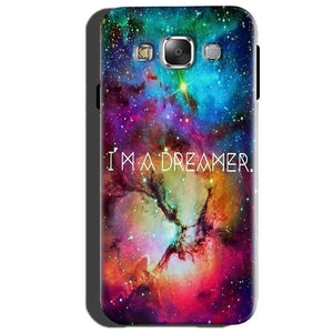 Samsung Galaxy J3 Mobile Covers Cases I am Dreamer - Lowest Price - Paybydaddy.com