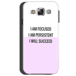 Samsung Galaxy J3 Mobile Covers Cases I am Focused - Lowest Price - Paybydaddy.com