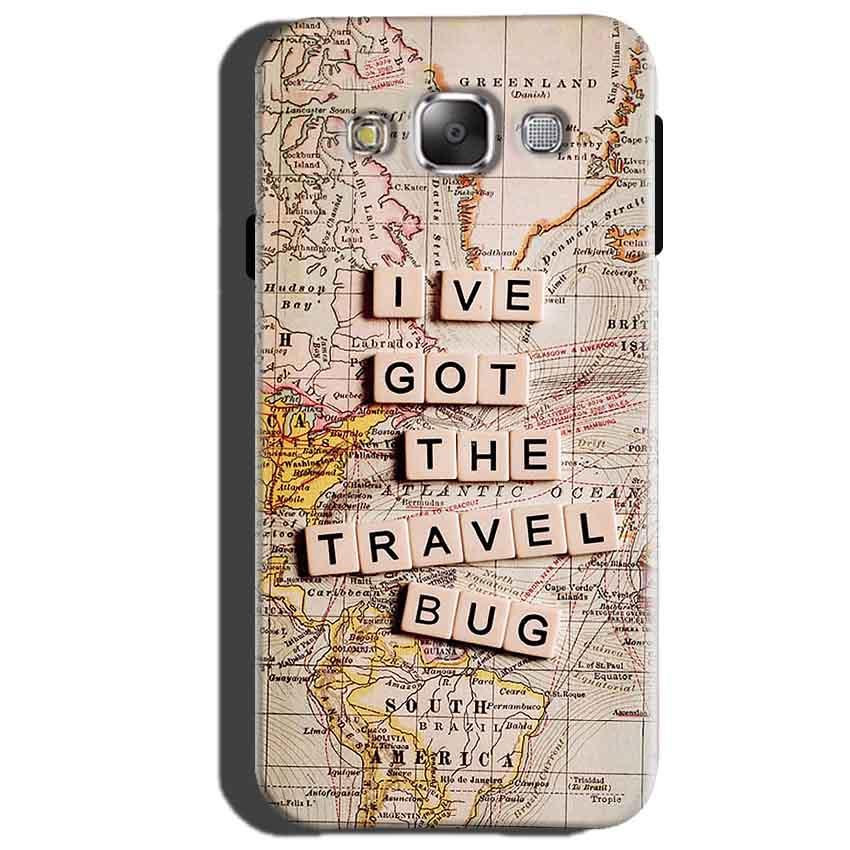 Samsung Galaxy J3 Mobile Covers Cases Live Travel Bug - Lowest Price - Paybydaddy.com