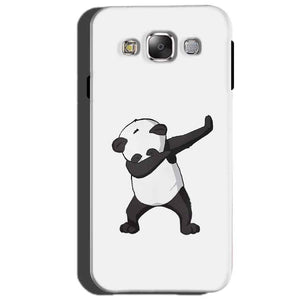 Samsung Galaxy J3 Mobile Covers Cases Panda Dab - Lowest Price - Paybydaddy.com