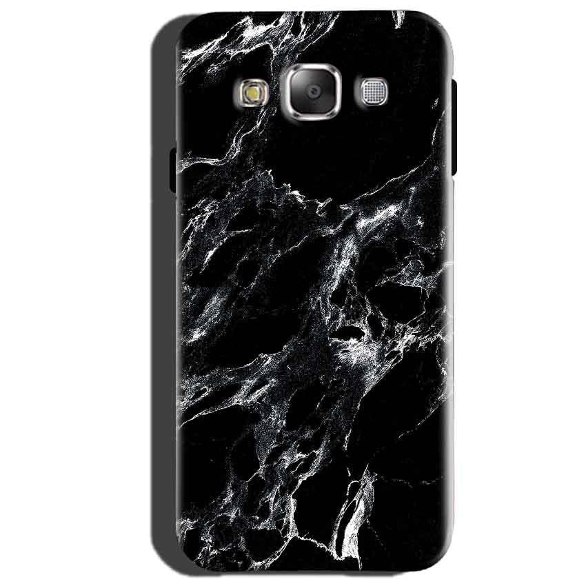 Samsung Galaxy J3 Mobile Covers Cases Pure Black Marble Texture - Lowest Price - Paybydaddy.com