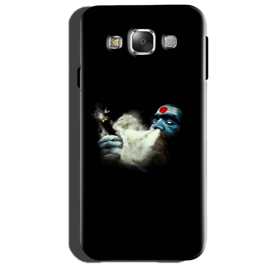 Samsung Galaxy J3 Mobile Covers Cases Shiva Aghori Smoking - Lowest Price - Paybydaddy.com