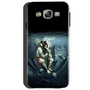 Samsung Galaxy J3 Mobile Covers Cases Shiva Smoking - Lowest Price - Paybydaddy.com