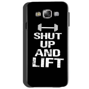 Samsung Galaxy J3 Mobile Covers Cases Shut Up And Lift - Lowest Price - Paybydaddy.com