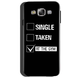 Samsung Galaxy J3 Mobile Covers Cases Single Taken At The Gym - Lowest Price - Paybydaddy.com