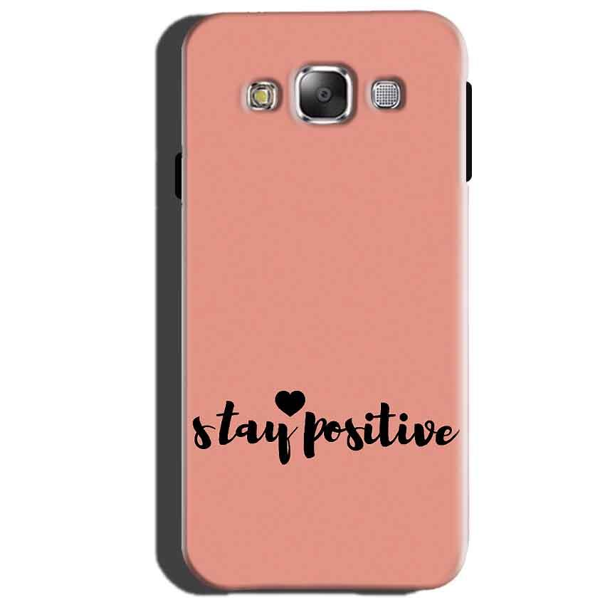 Samsung Galaxy J3 Mobile Covers Cases Stay Positive - Lowest Price - Paybydaddy.com